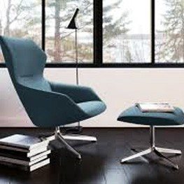 Brunner fauteuil Ray Lounge fauteuil