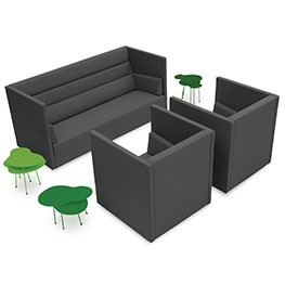 Offecct vergaderunit Float High Large